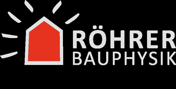 Röhrer Bauphysik Logo